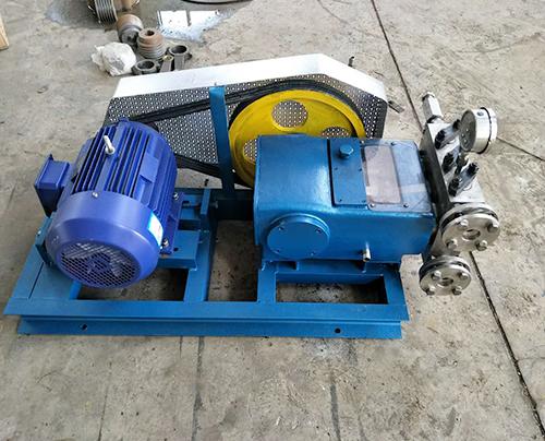 3DP75三柱塞高压泵