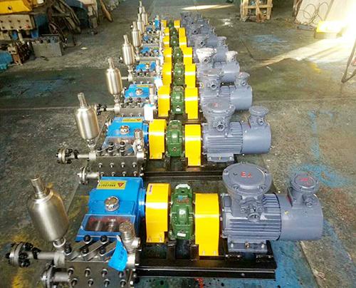 3DP80三柱塞高压泵
