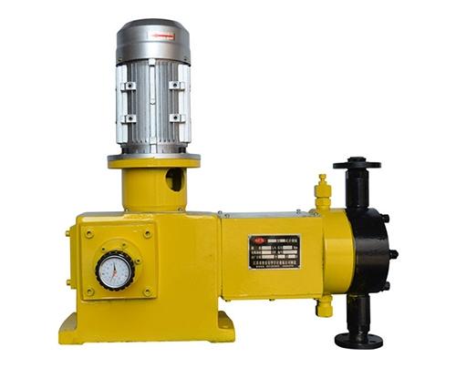 J-ZM机械隔膜式计量泵