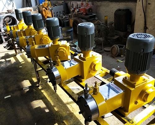 J-XM液压隔膜式计量泵