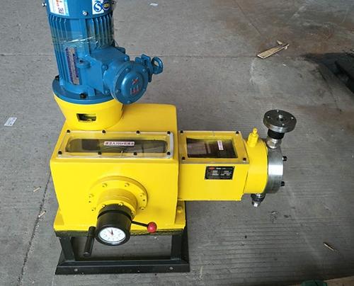 J-D柱塞泵