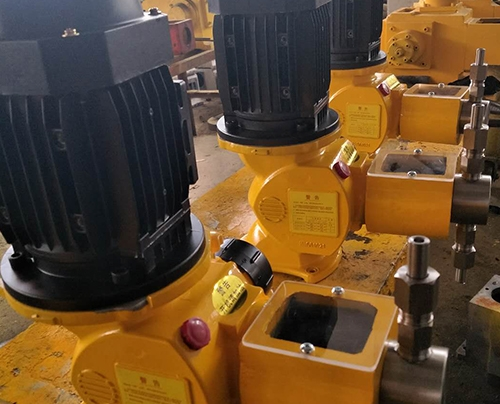 JW-1柱塞泵