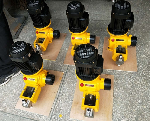 J-W柱塞泵