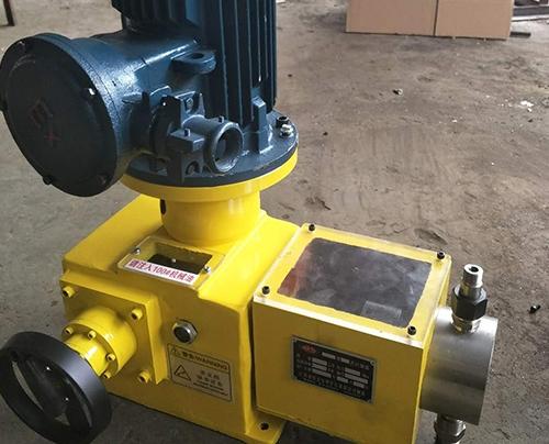 J-Z-1柱塞泵