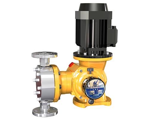 机械隔膜泵